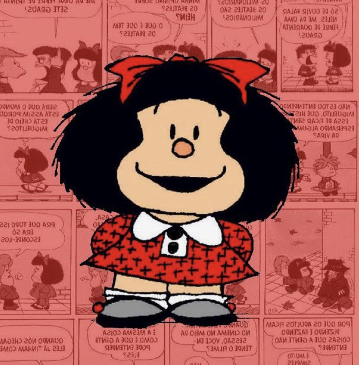 Lorena Matzen's photo on #Mafalda