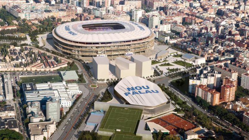 Tony Cleveland's photo on Camp Nou