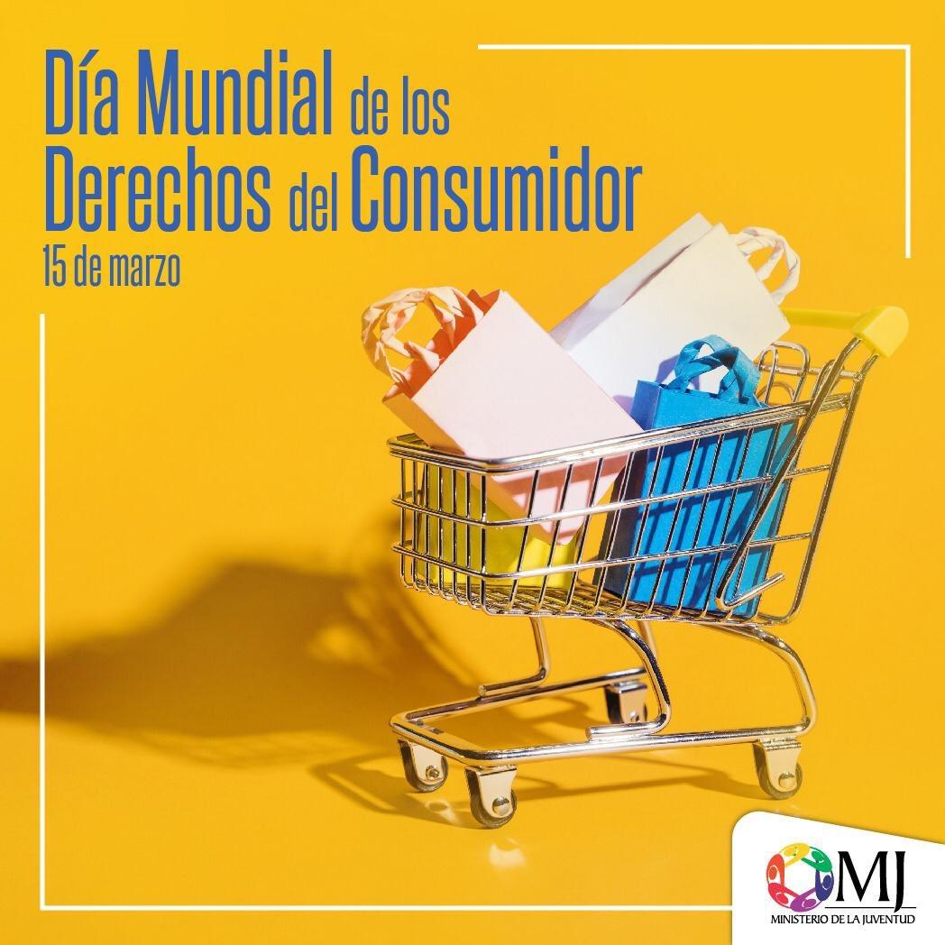 Ministerio Juventud's photo on Derechos del Consumidor