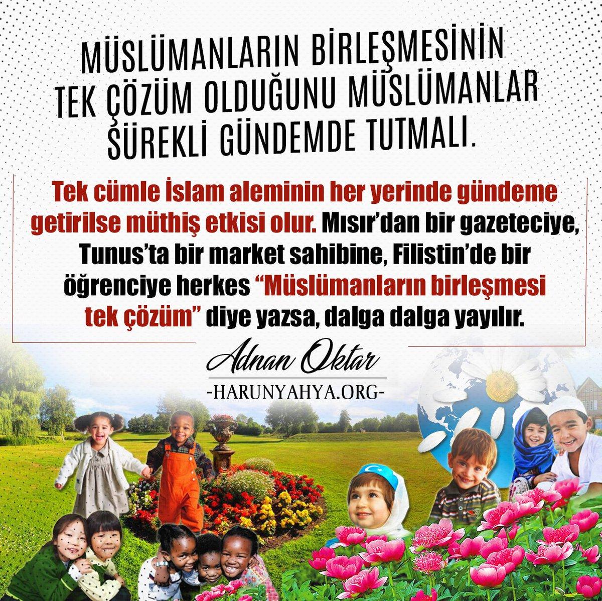 Hamide Kaya's photo on TekÇözüm İslamBirliği