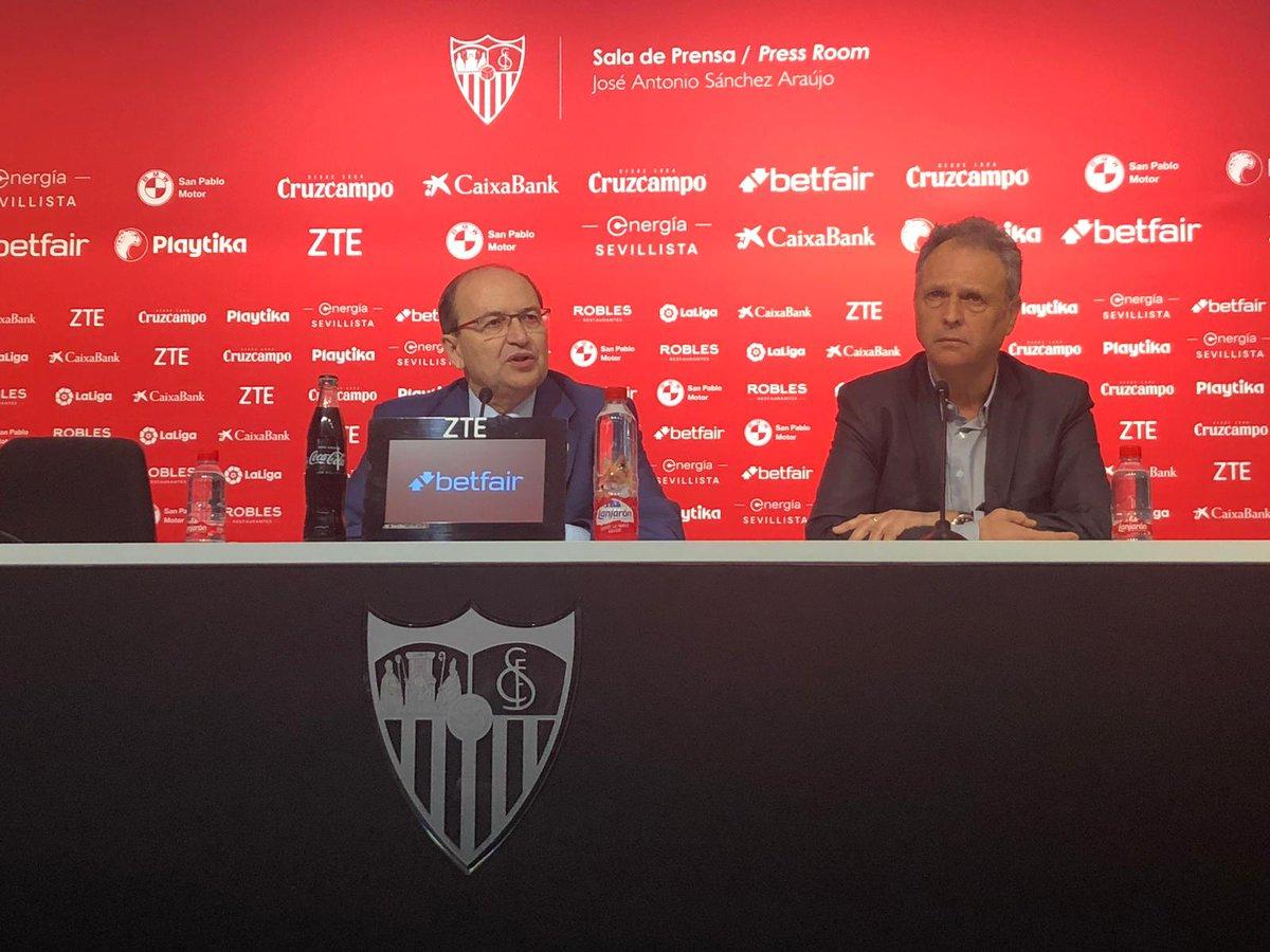 Sevilla Fútbol Club's photo on José Castro