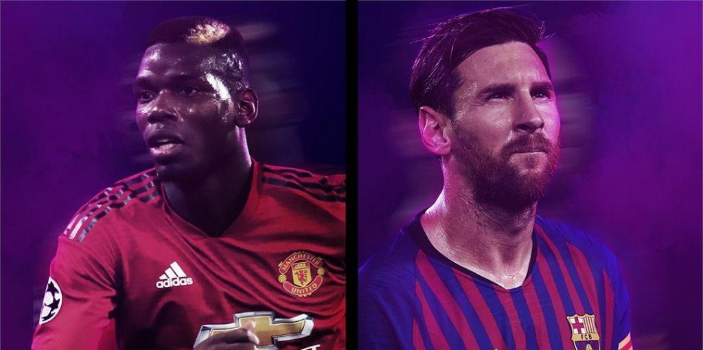 Jovem Pan Sports's photo on Barcelona x Manchester United