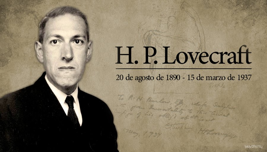 UNAM's photo on H. P. Lovecraft