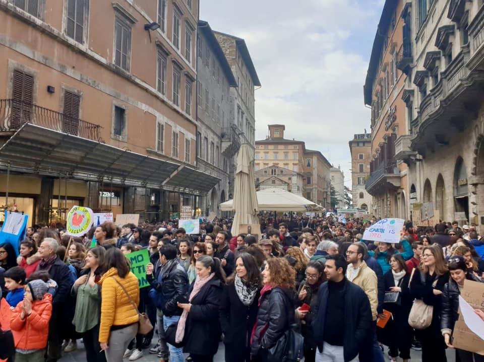 Marco Bencivenga's photo on #globalstrikeforfuture