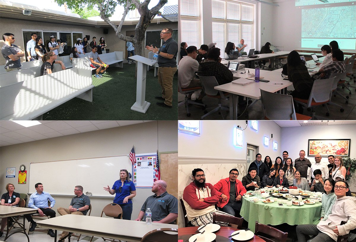 Agreed: a great time discovering new ideas for a neighborhood in need of love in 2018. Discussion inspired UNLV students to design build new @CasadeLuzLV frontage.  #unlvlibraries #communitydesign https://t.co/J7JOC2eren