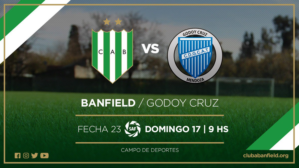 Banfield Juveniles's photo on Fecha 23
