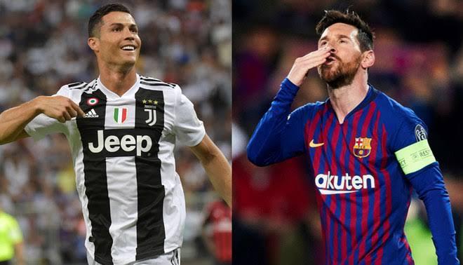 LaPrevia | la-previa.mx's photo on Messi vs Cristiano