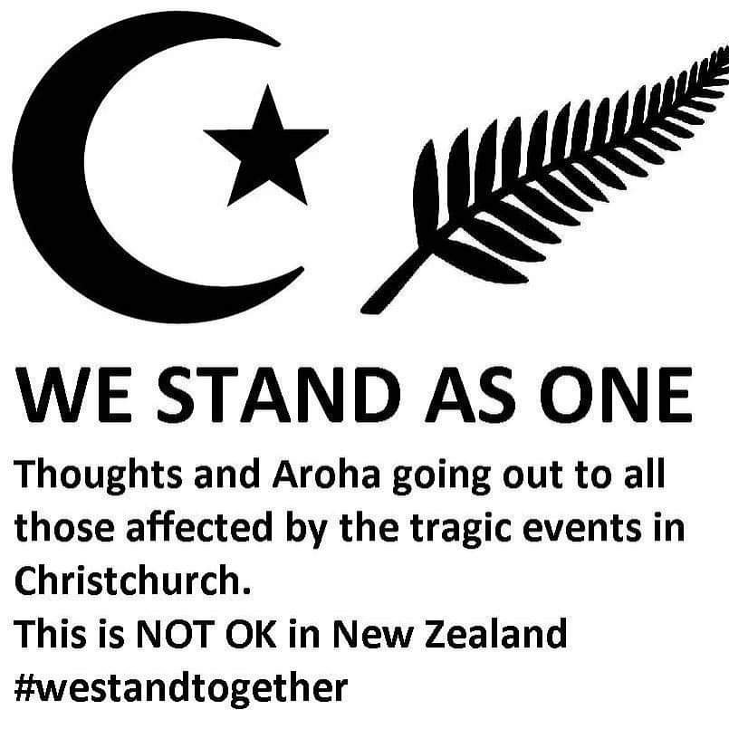 Petrice's photo on #WeStandTogether