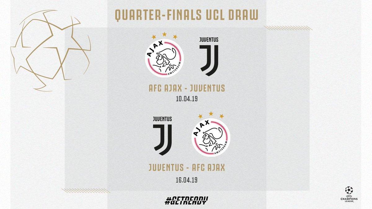 Juventus FR's photo on #AjaxJuve