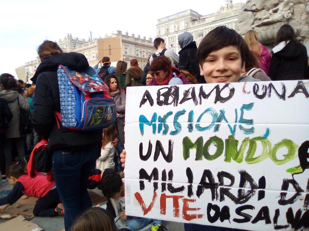 Anna Pirani's photo on #schoolstrike4climate