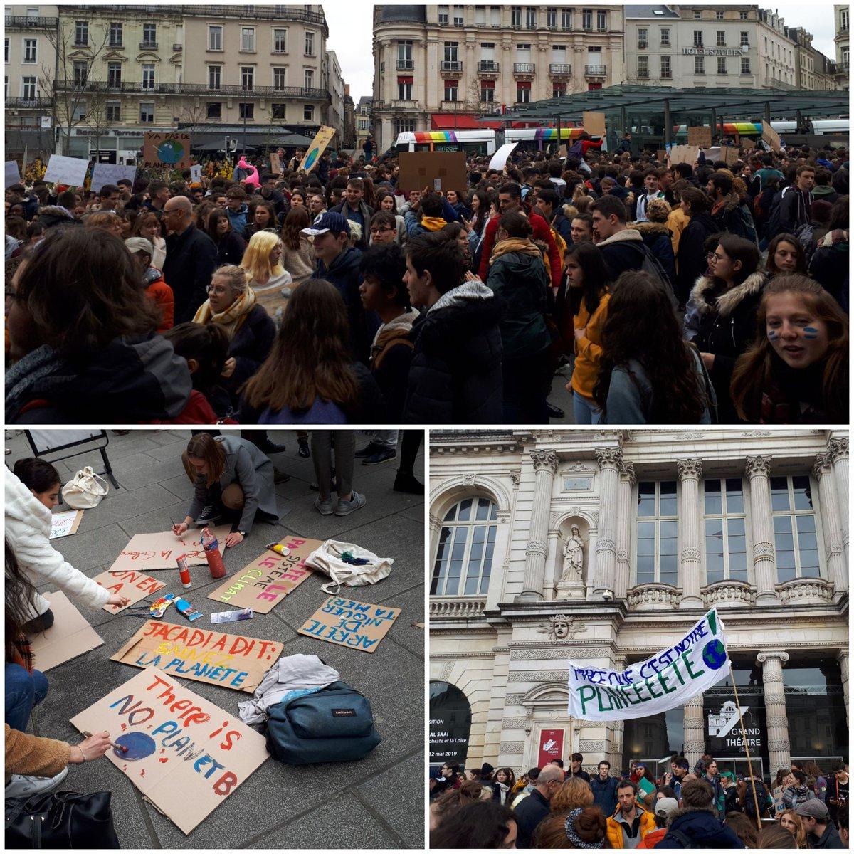Matthieu ORPHELIN's photo on #YouthCimateStrike