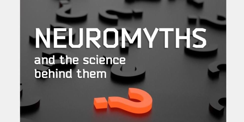 The High Cost Of Neuromyths In Education >> Etiqueta Neuromyths En Twitter