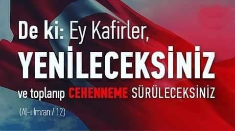 Murat Kocaman🇹🇷's photo on TekÇözüm İslamBirliği