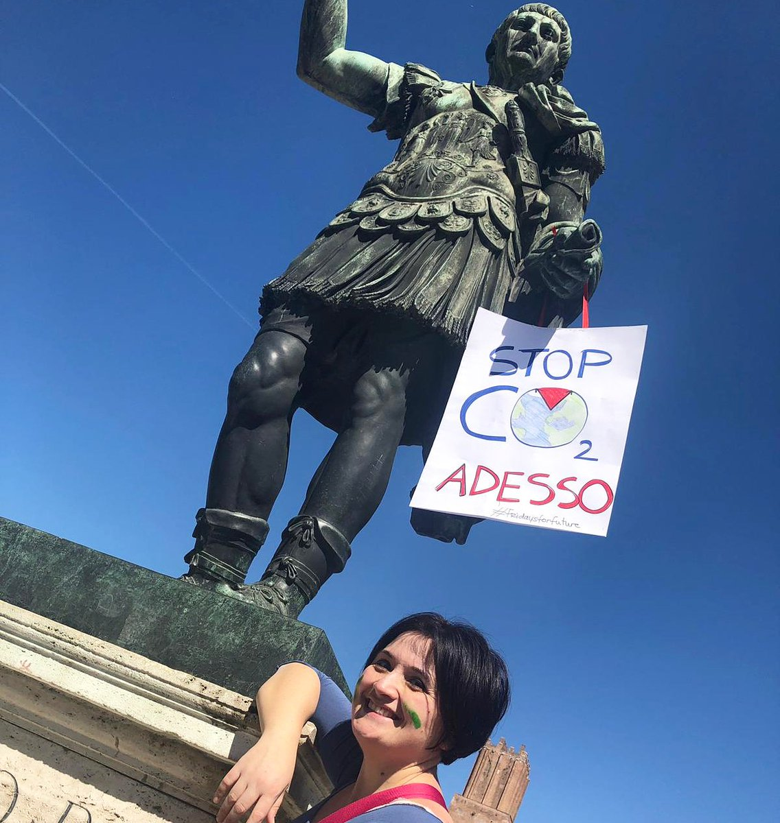 Letizia Palmisano's photo on #GlobalStrike