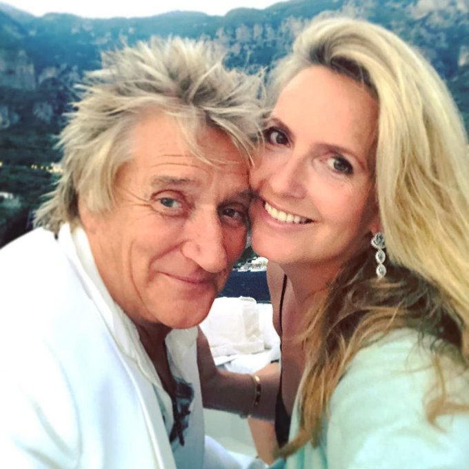 Wishing the lovely Penny Lancaster a very happy birthday    (Photo: