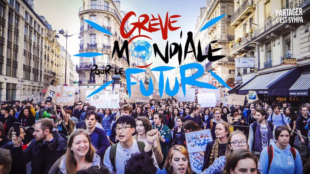 ForumMétéoClimat 🌎's photo on #Youth4Climate