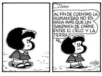 Quintín Rodríguez T.'s photo on #Mafalda