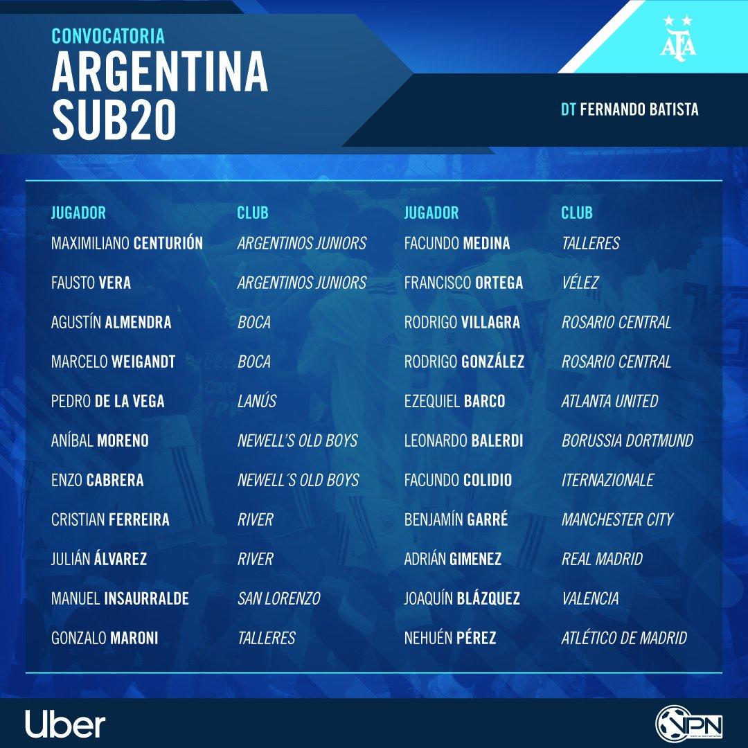 Selección Argentina 🇦🇷's photo on fernando batista