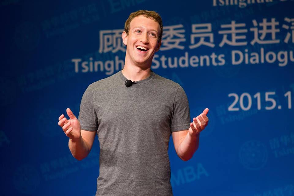 Mark Zuckerberg is taking total control again