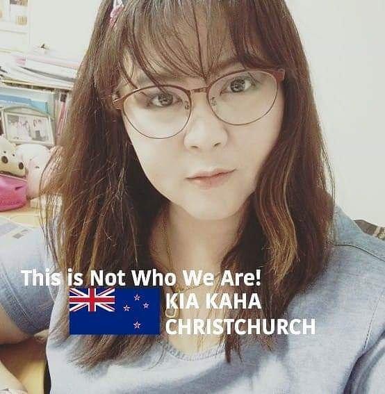 Ai-lada's photo on #KiaKahaChristchurch