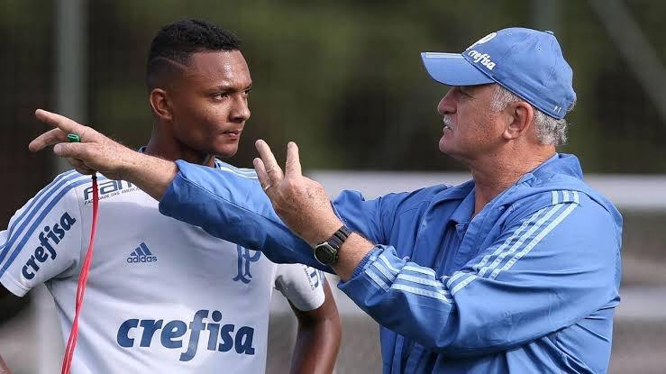 Base Palmeiras's photo on Luan Cândido