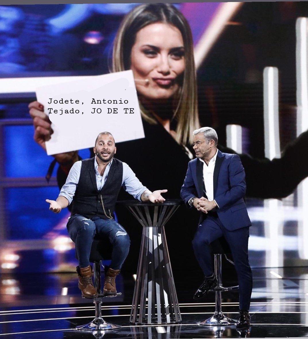 ️ La Zángana's photo on #GHDÚO15M