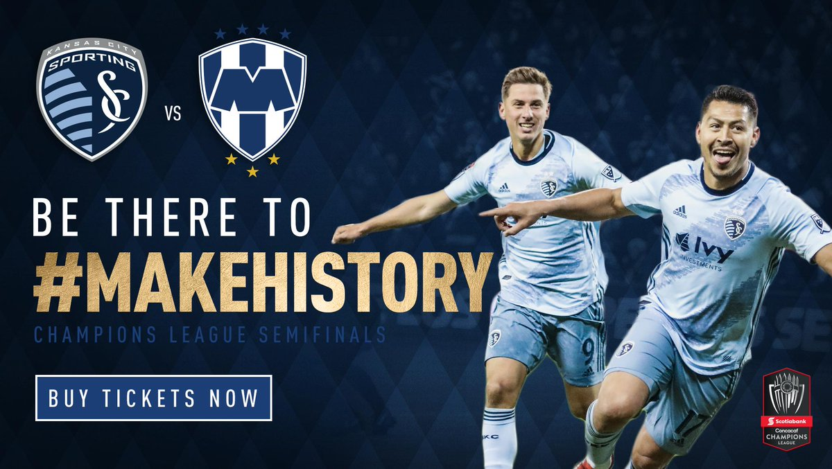 Sporting KC's photo on 3 CONCACAF
