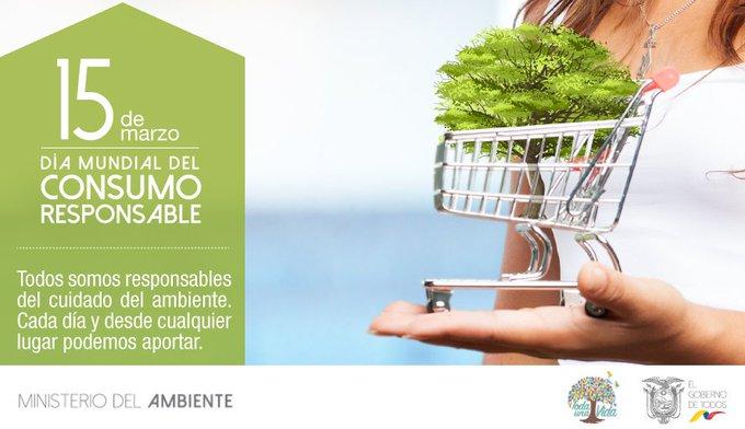 #ConsumoResponsable Foto