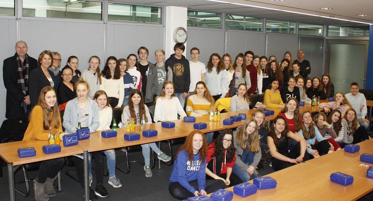 Stadt Viersen's photo on Schülerinnen