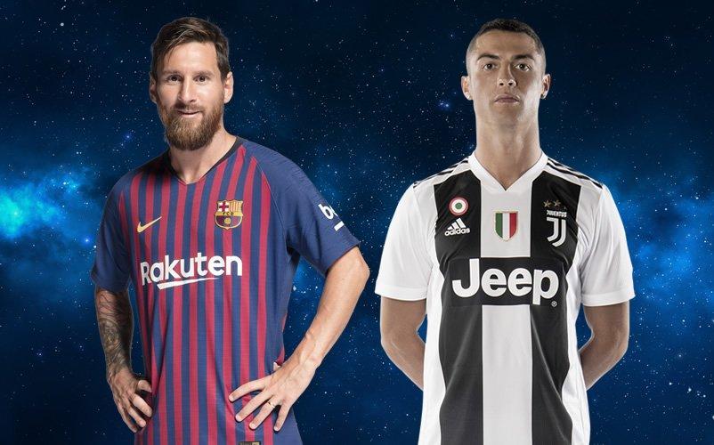 Phael🤙⚫🔴's photo on Messi x CR7