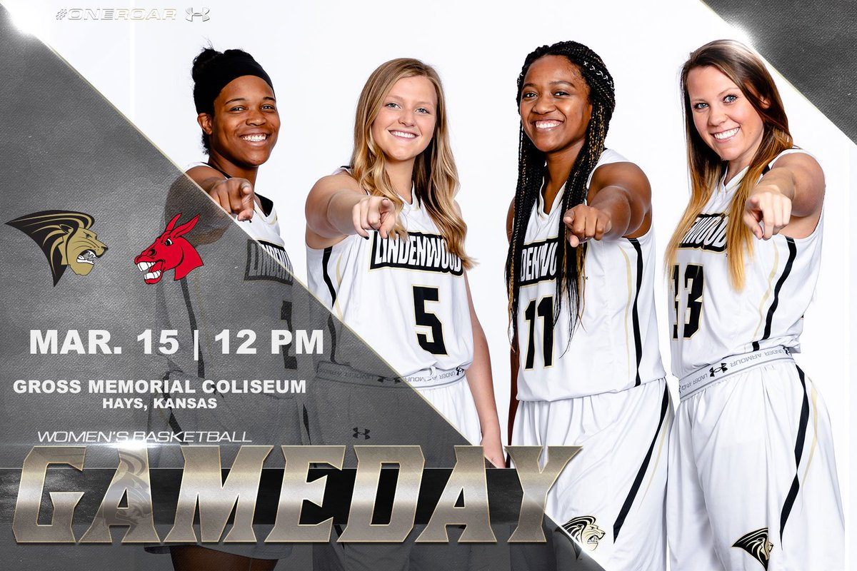 Lindenwood Lions's photo on Game 3