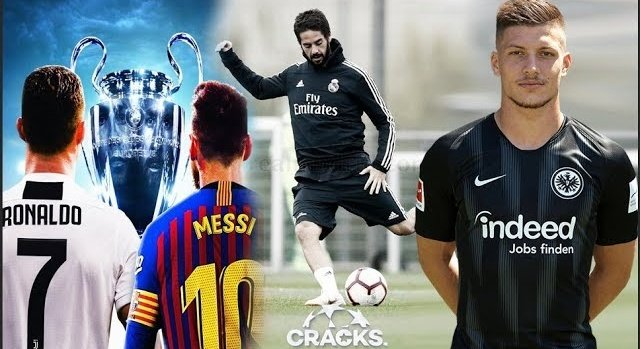 CRACKS's photo on messi vs cr7