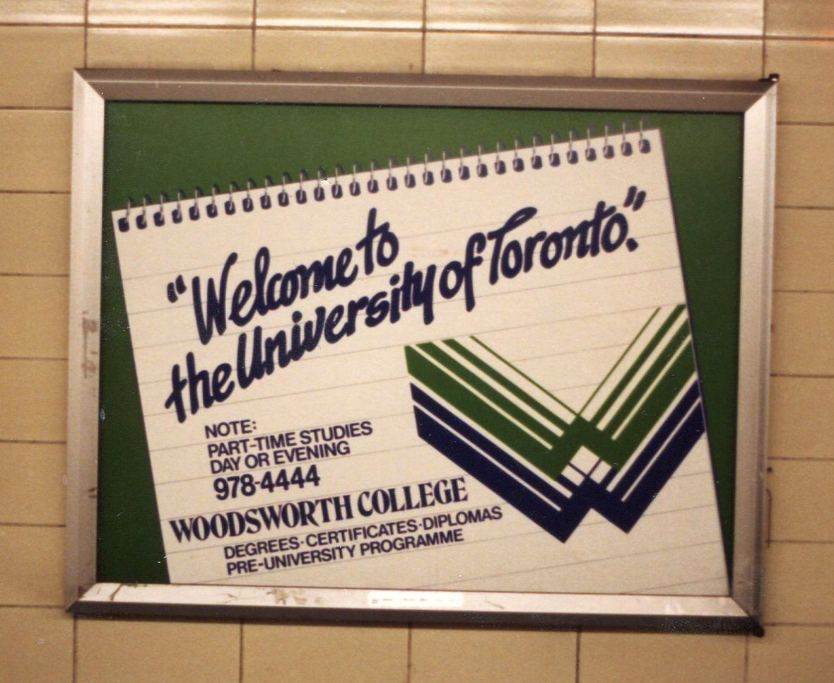 Woodsworth College's photo on #HBDUofT