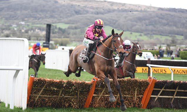 Horse Racing News's photo on Rachael Blackmore