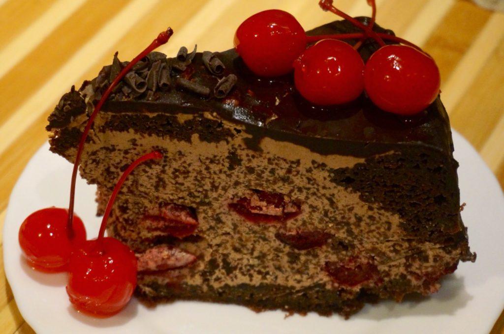 торт к отпуску рецепт с фото днем