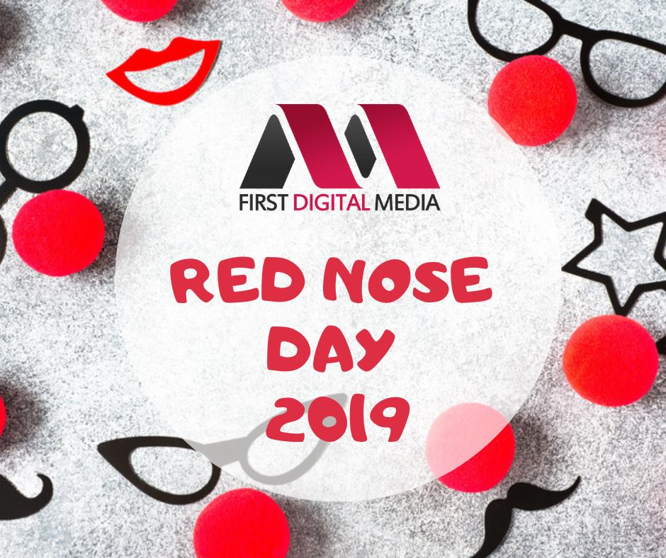 First Digital Media's photo on #comicrelief2019
