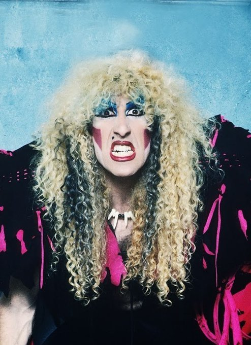 Happy Birthday to Dee Snider!