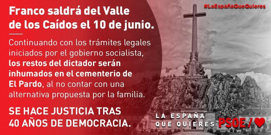 PSOE-Madrid /❤'s photo on #PorDignidadYMemoria