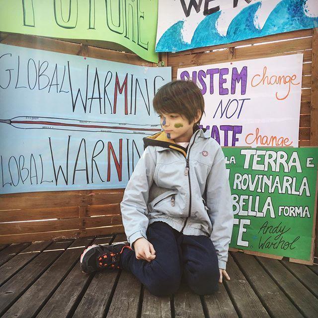 Maddalena Fa's photo on #GlobalStrike