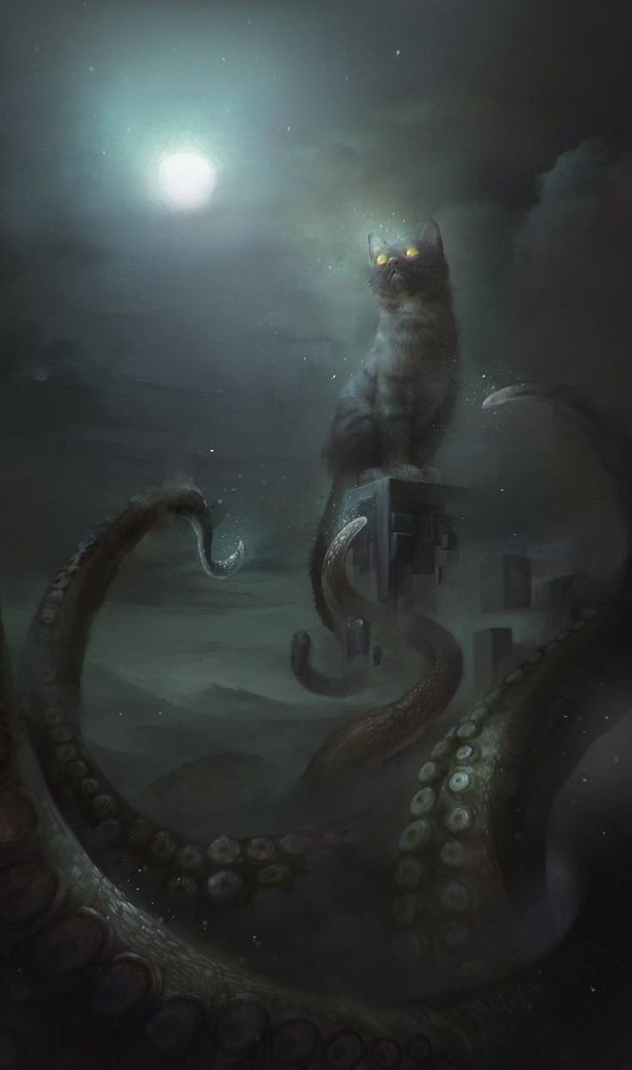 Agatha Ceniza's photo on H. P. Lovecraft