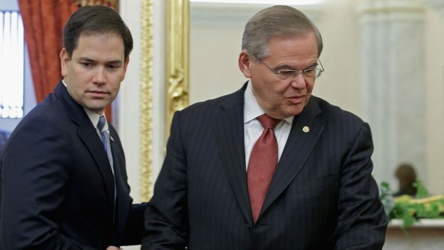 Rubio, Menendez request probe into administration's nuclear negotiations with Saudi Arabia https://t.co/A4OeVRu0tS https://t.co/r2ONWoFU35