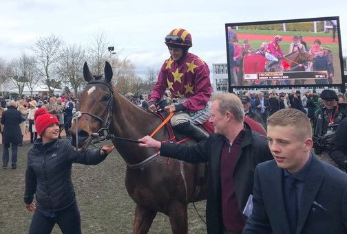 Carrigeen Bloodstock's photo on Minella Indo