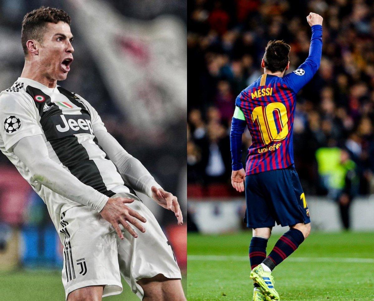 StudioFútbol's photo on Messi vs Cristiano