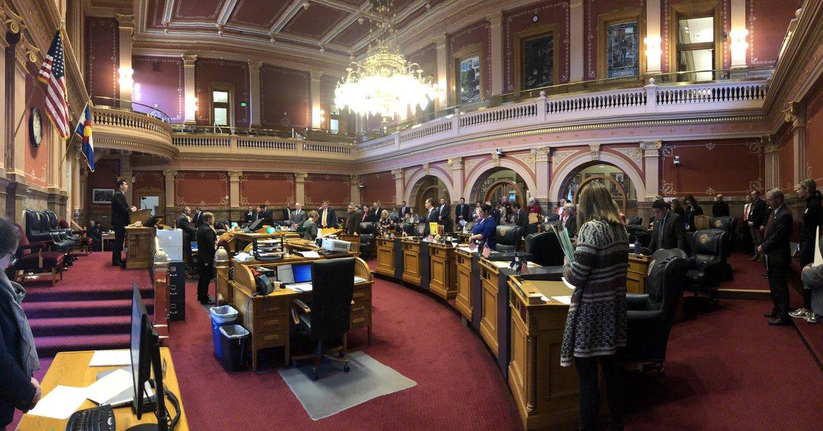 Colorado Senate Dems's photo on #ChristchurchMosqueShooting