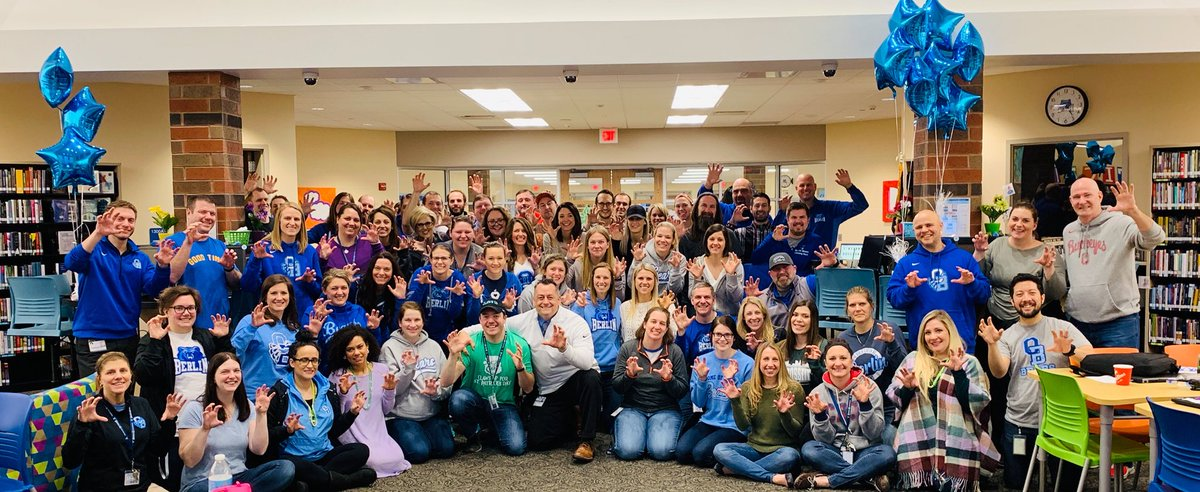 Great food, great music, great memories, great conversations, great celebrations, GREAT STAFF!!  C'mon Bears!!   #climate👍 #culture🐻 #family😉 @olsd_coas  @SuperOlsd  @BerlinBears_SS  @ObhsStudent  @OlentangySD  @jackslav