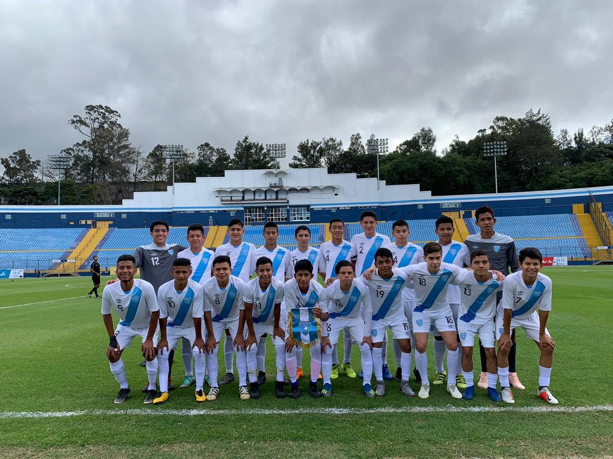 Tercer Tiempo GT's photo on Mundial Sub-17