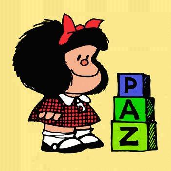 Verónica Gutiérrez's photo on #Mafalda