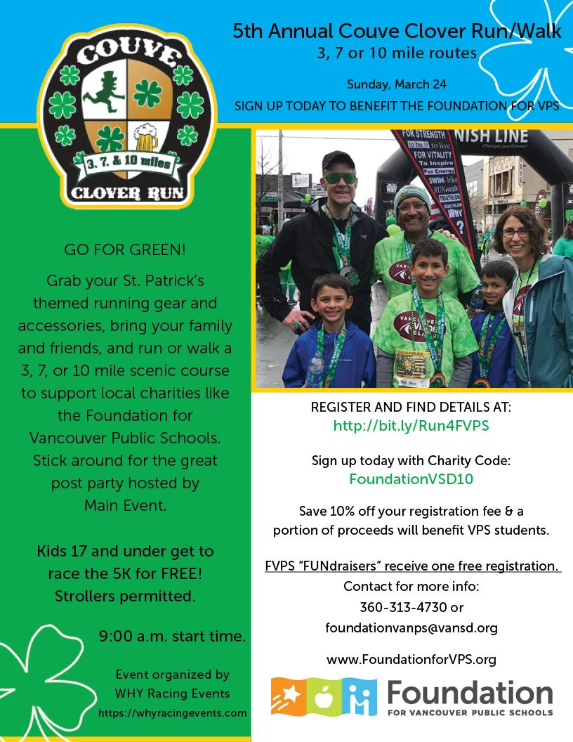 Foundation For VPS's photo on #StPatricksDay2019