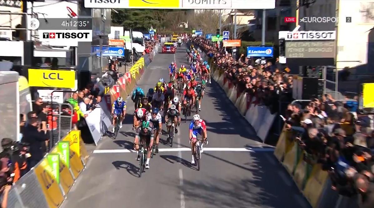 Équipe Cycliste Groupama-FDJ's photo on Sam Bennett