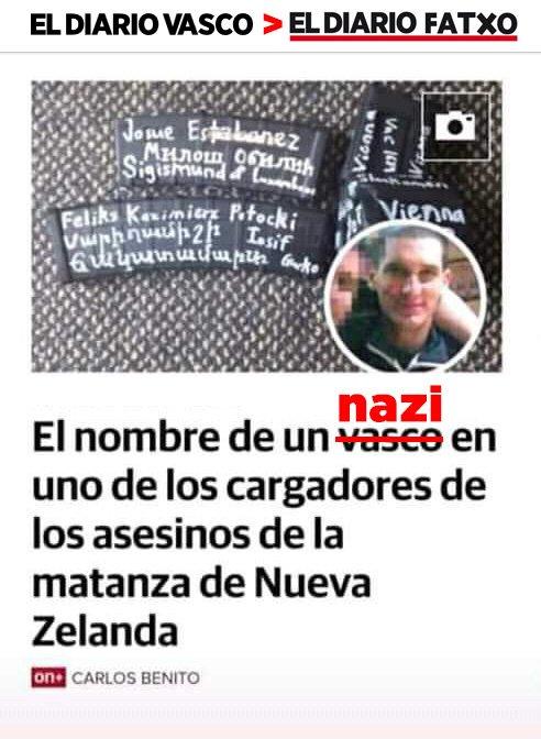 Diario Fatxo's photo on Carlos Palomino